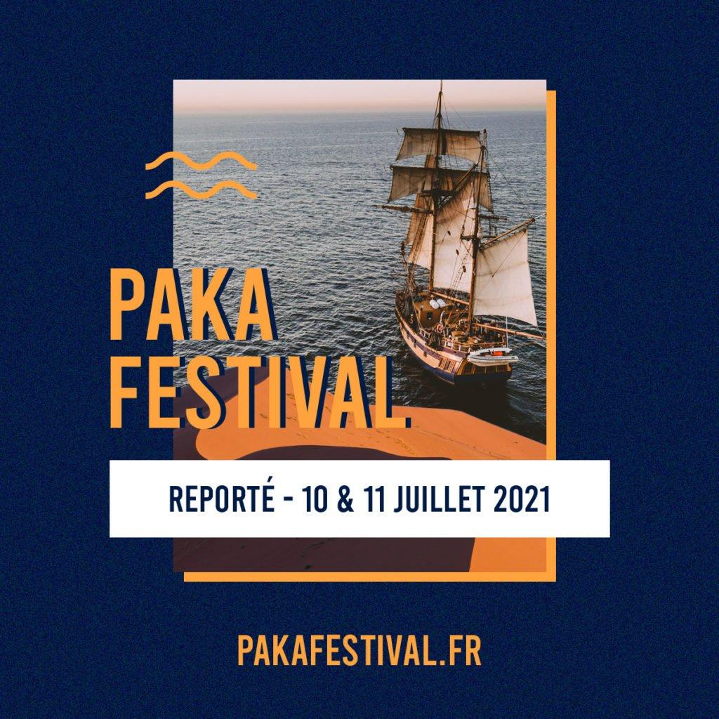 paka festival reporté